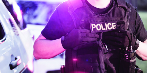 """I like the fact that my vest will stop a round,"" one officer quipped, ""but I don't like how..."