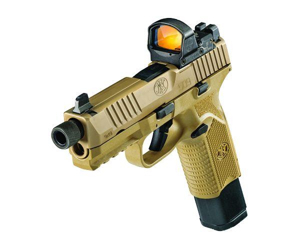 Law Enforcement Firearms 2019