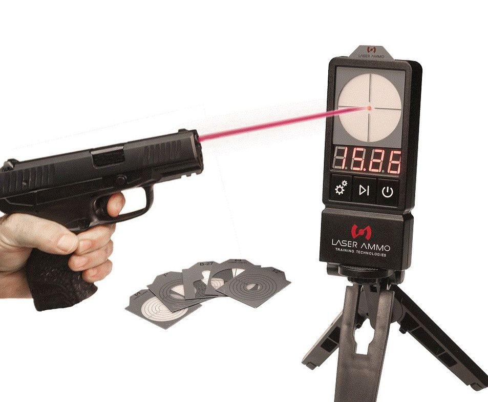 LaserPET II   The LaserPET II is an advanced standalone laser-based reactive target made to...