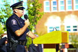 Talking to the Community About Active Shooters