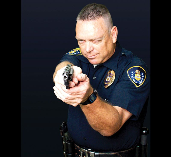 According to our survey, many law enforcement agencies nationwide are allowing their officers to carry more than one handgun on duty, as well as off duty.  - Photo: Dave Douglas