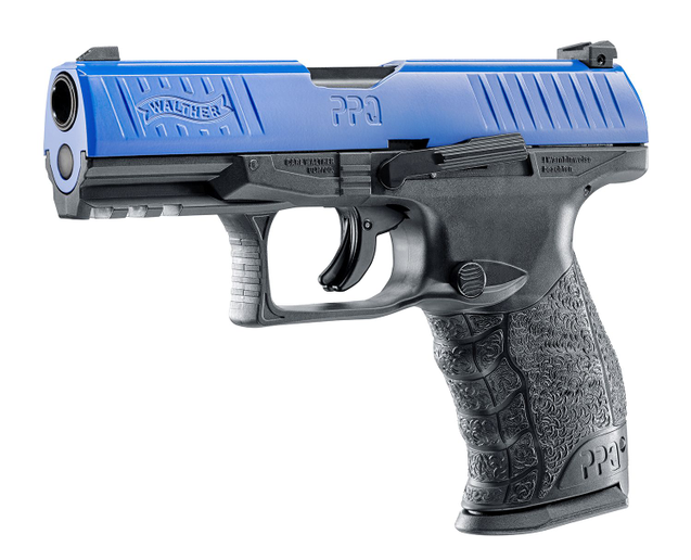 T4E Walther PPQ M2 LE  - Photo: Walther