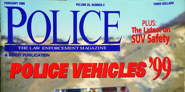 Looking Back: The Great American Police Car