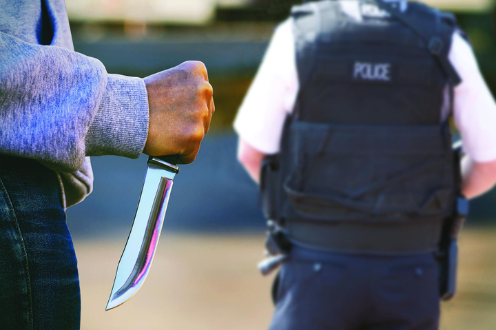 With most knife attacks, the assailant waits until the officer is distracted or vulnerable and then quickly executes a violent burst of repetitive stabs, leaving the officer with little time to react.