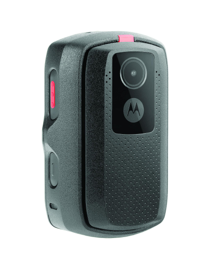 Motorola Solutions' Si200 body cam works with its CommandCentral Vault digital evidence management system.