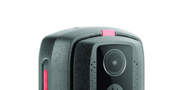 Motorola Solutions' Si200 body cam works with its CommandCentral Vault digital evidence...