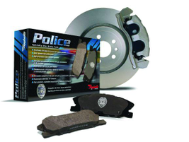 Raybestos Police brakes with RPT Rust Prevention Technology are designed to protect and extend...
