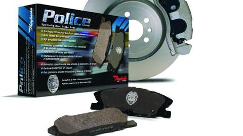 Brake Parts Inc. Raybestos Police