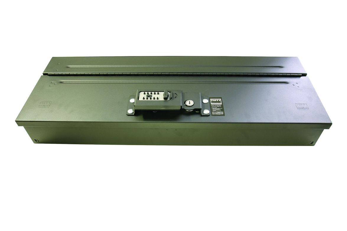 Originally designed for the U.S. Government, Tuffy Security Products' Tactical lockboxes are...