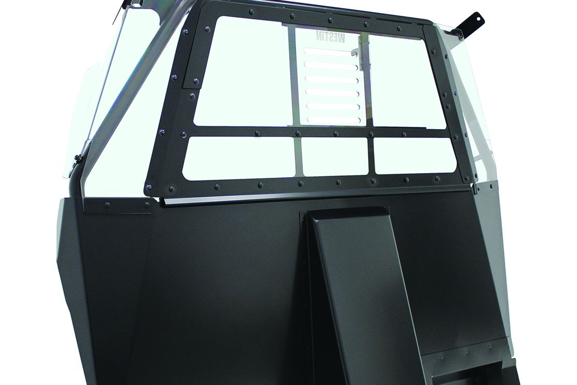 Westin Public Safety's Defender Front Partition features an 18-gauge, 1.5-inch tubular frame and...