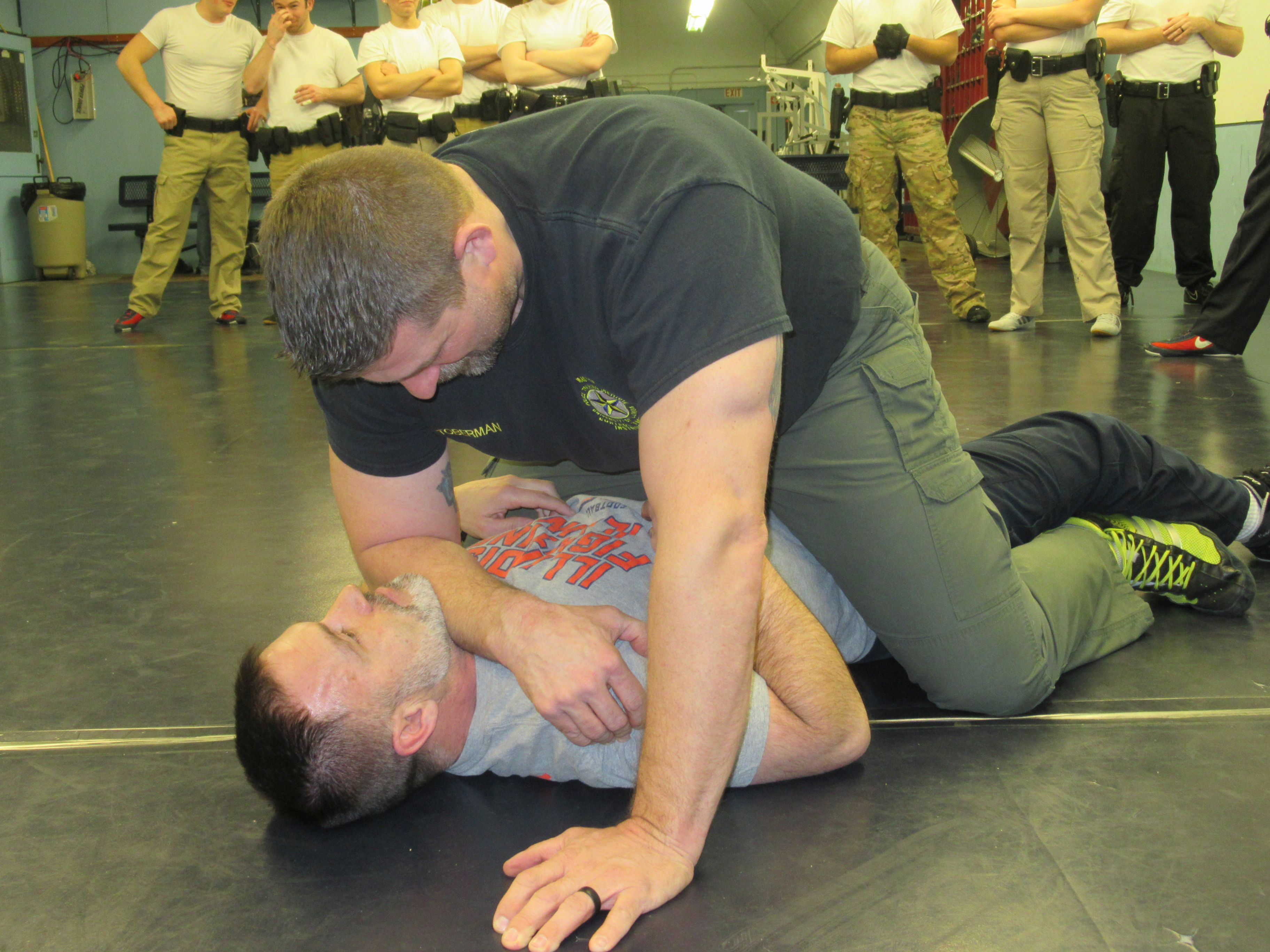 Unlocking the Confusion Around Chokeholds