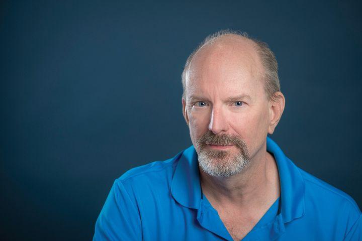 Editor David Griffith  - Photo: Kelly Bracken