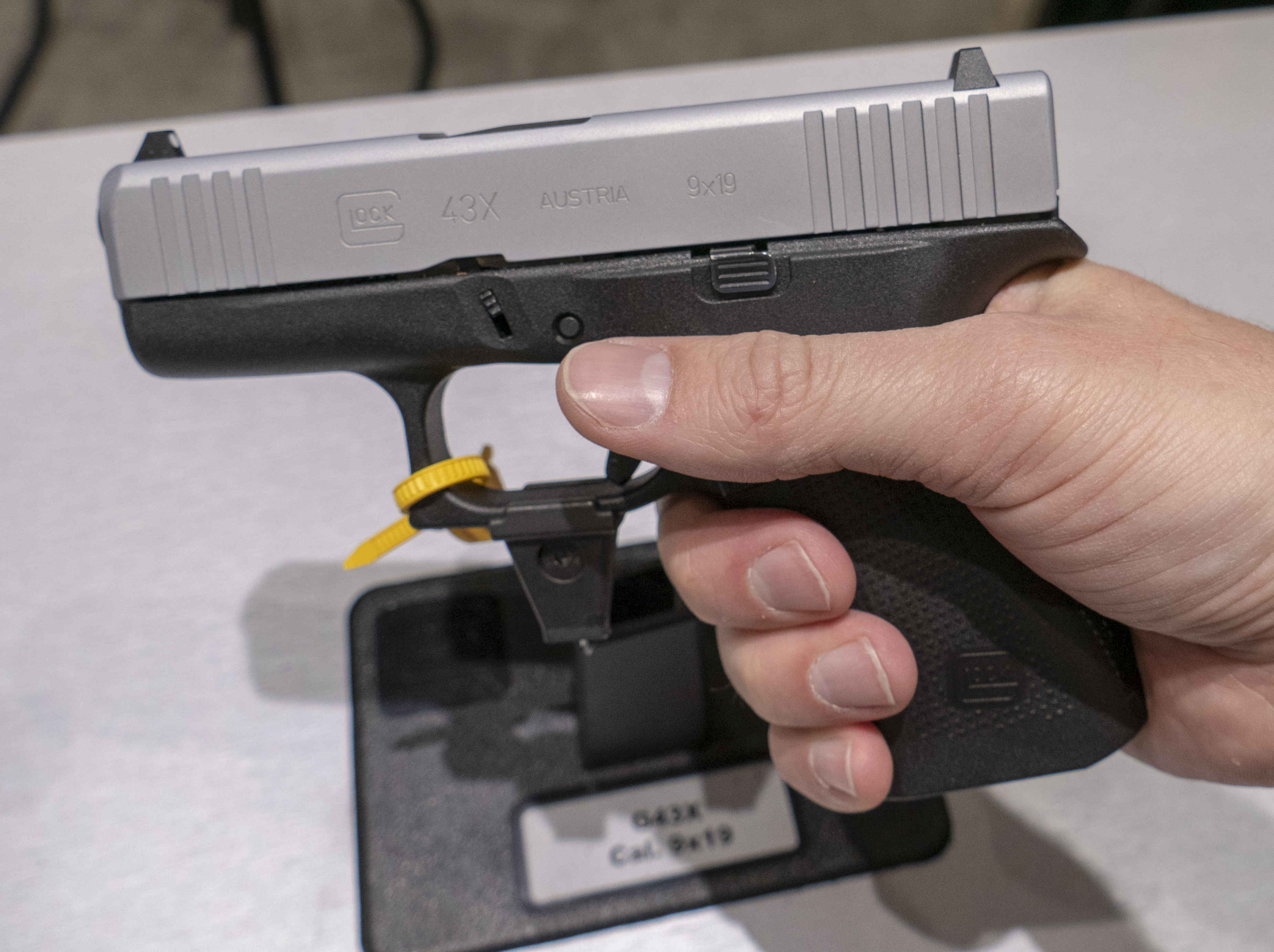 SHOT Show 2019: Report from the Aisles - Weapons - POLICE