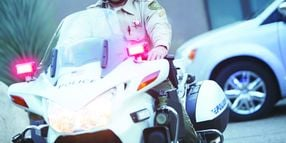 7 Ways to Stay Safe on Motor Patrol