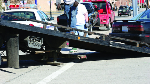 Winching a vehicle up onto a flatbed carrier seems like a very simple operation, but it can be...