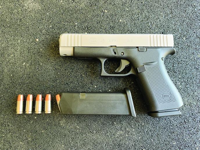 Glock G48  - Photo: A.J. George