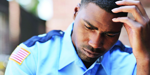 PTSD may start within one month of a traumatic event, but sometimes symptoms may not appear...