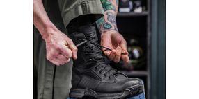 "Police Product Test: Danner Striker Bolt 8"" Duty Boots"