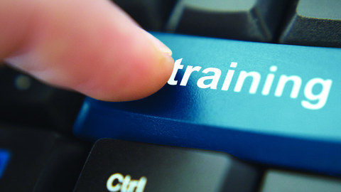 Computer and internet technology make training easier to offer to officers, even when their...