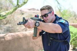 Exclusive POLICE Survey: Weapon Lights, Optics, and Lasers