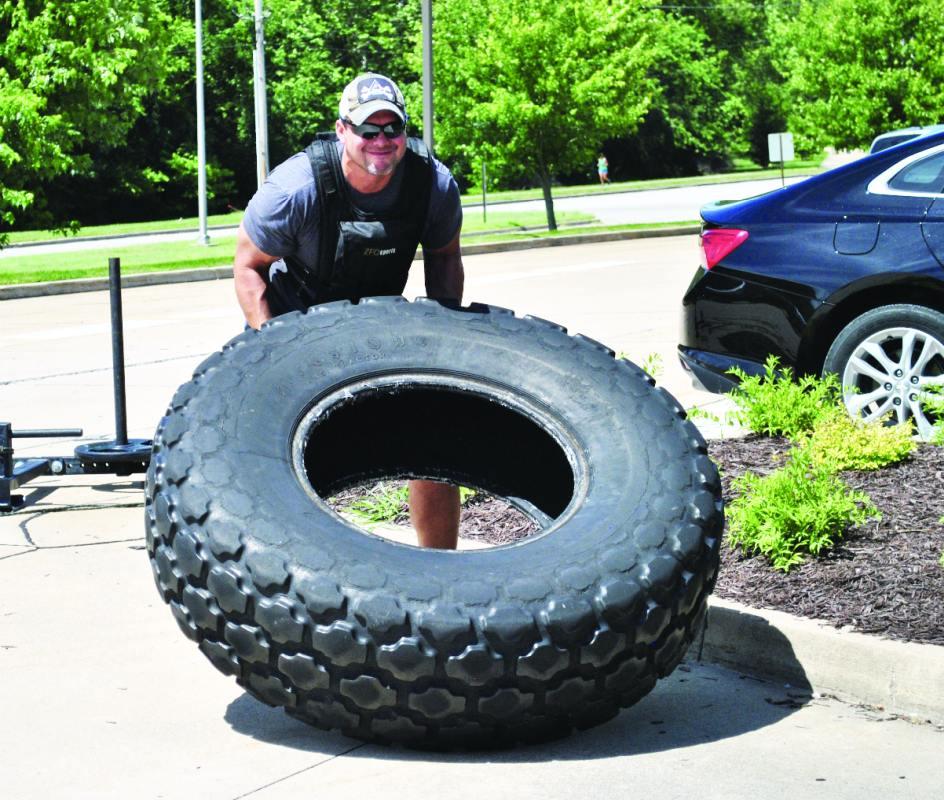 Officer Fitness: Burst Training