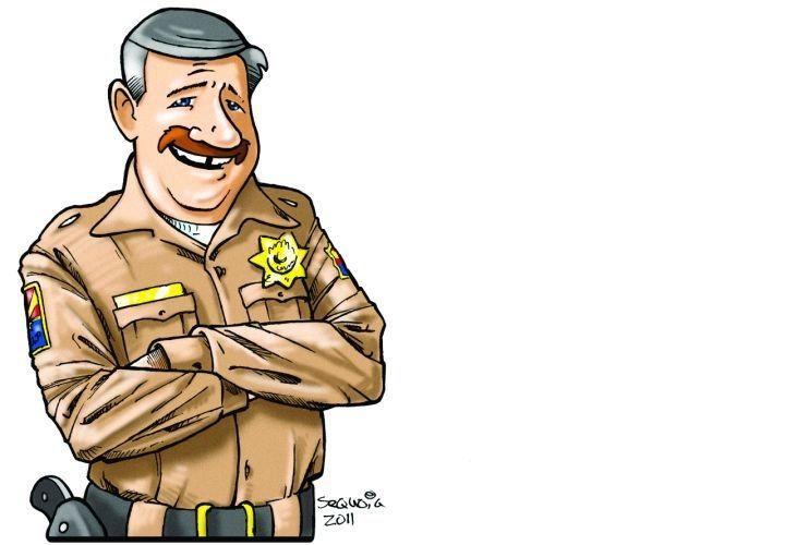Dave Smith (AKA Buck Savage)  - Illustration: Sequoia Blankenship