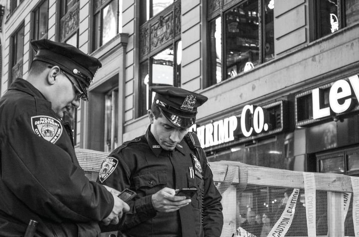 Both consumer and professional apps running on smartphones have become critical tools for patrol officers.