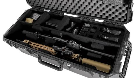 For gun-carrying made simple, the CaseCruzer Mini 2N2 GunPod is designed as the ideal handgun...