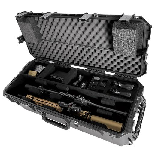 For gun-carrying made simple, the CaseCruzer Mini 2N2 GunPod is designed as the ideal handgun and rifle case.  - Photo: CaseCruzer
