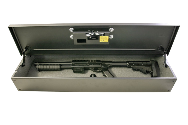 Tuffy Tactical Lockboxes are engineered for high security and portability of firearms and valuable equipment.  - Photo: Tuffy Security Products