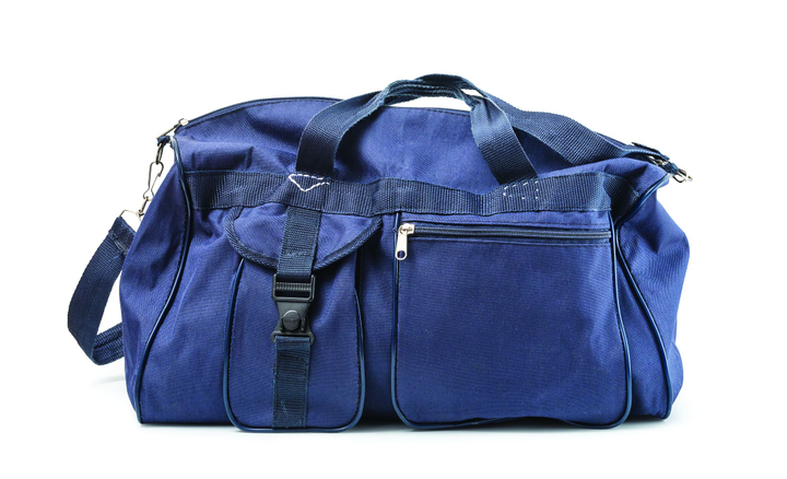 Every law enforcement officer's go bag contains staple duty gear items, and usually some highly personal items, too.  - Photo: Getty