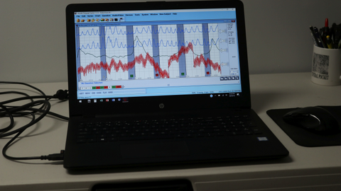 "The ""polygraph machine does not detect lies."" That responsibility falls to the qualified..."