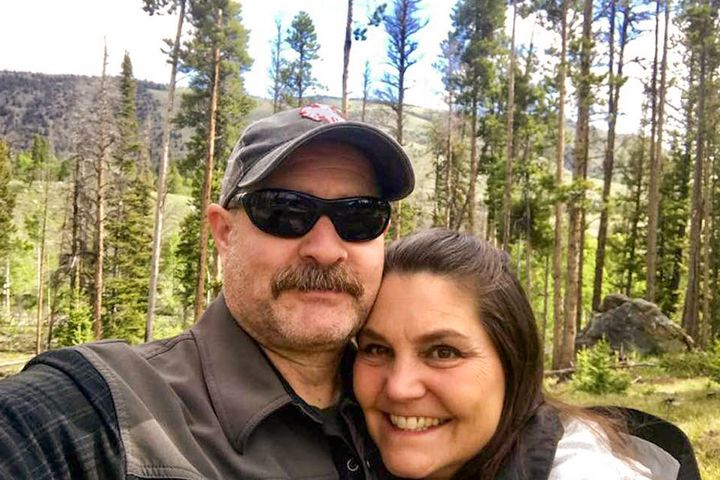 By the end of 2019, Sgt. Daron Wyatt plans to retire from his 33-year law enforcement career and move out of state with his wife Misty.  -
