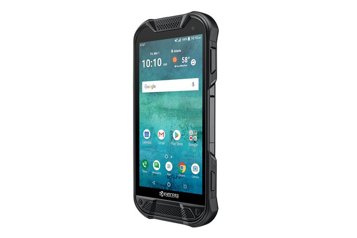 Kyocera International Inc. Rugged Firstnet Ready 4G LTE Smartphone - Photo: Kyocera International Inc.