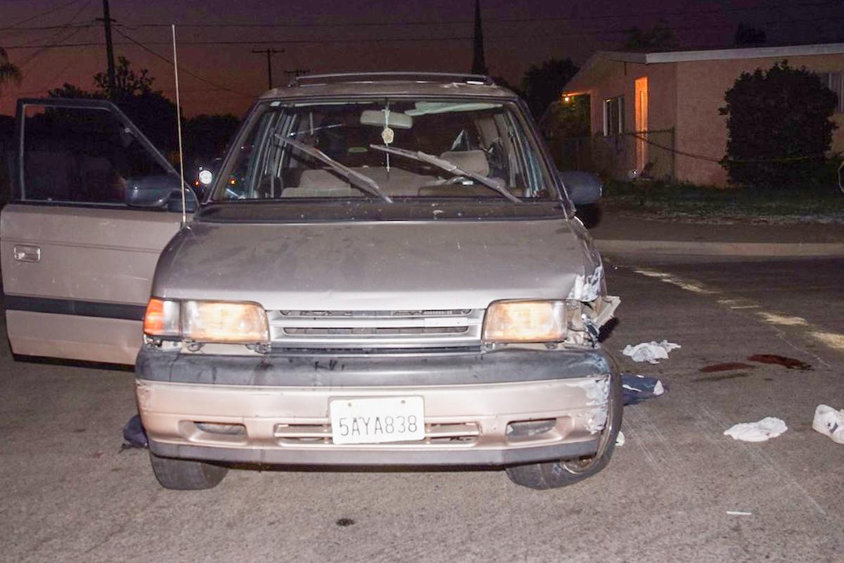 Shots Fired: Anaheim, California 09/25/2009