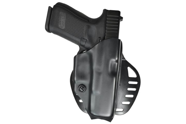 Gould & Goodrich's new Delta Wing holsters are available in the OWB version shown here, as well as an IWB version. - Photo: Gould & Goodrich
