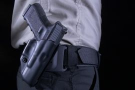 Product Test: Gould & Goodrich Delta Wing OWB and IWB Holsters