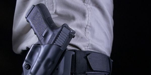 G&G's Nelson says the Delta Wing is one of the most minimalist holster designs produced by the...