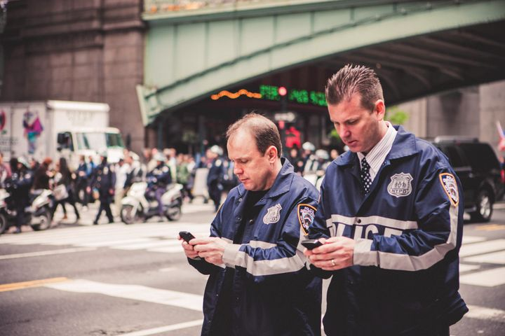 By maintaining policy updates online, agencies give officers the ability to refer to the policy from almost any location. - Image Supplied by PowerDMS