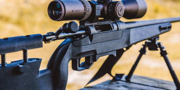 The Delta 5 is the first bolt-action rifle produced by Daniel Defense. It features an innovative...