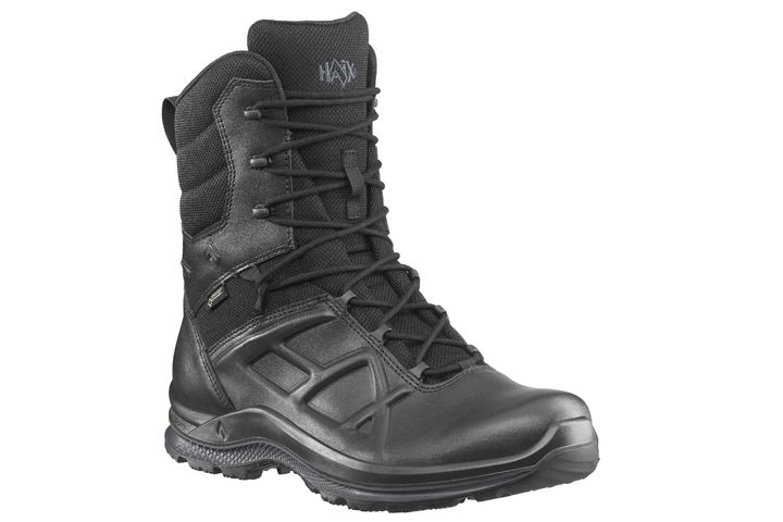 Haix Black Eagle Tactical 2.0 GTX High Side Zip - Photo: Haix
