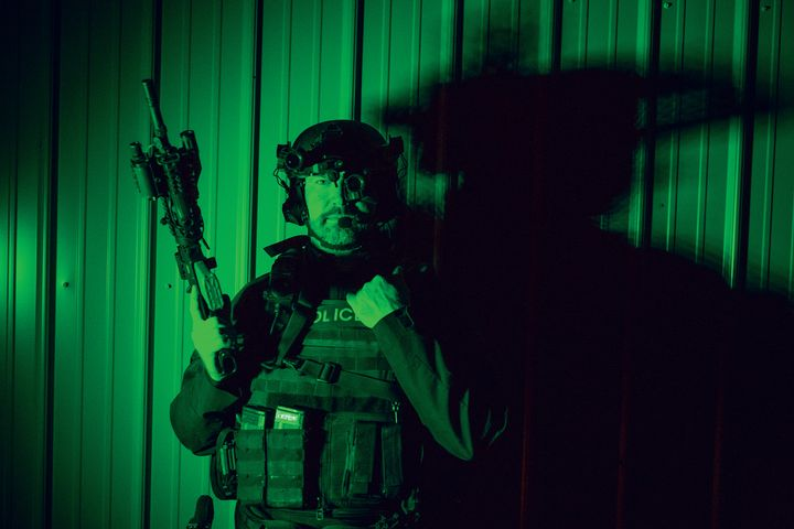 FLIR night vision systems on a tactical operation. - (Photo: FLIR Systems)