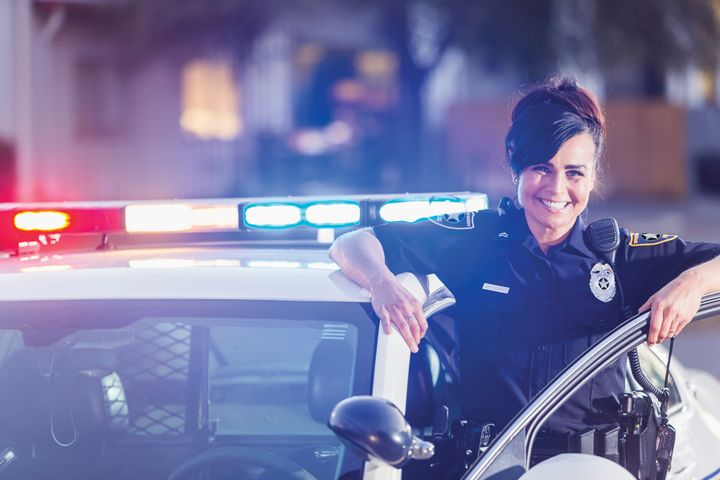 To excel in law enforcement, you need to be competent, capable, and confident. - Photo: Getty Images