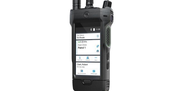 Motorola Solutions' APX Next P25 radio