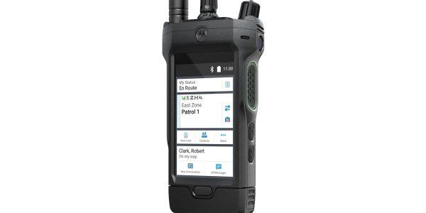Motorola Solutions' APX Next P25 radio