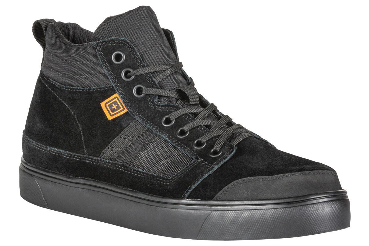 Police Product Test: 5.11 Tactical Norris Sneaker