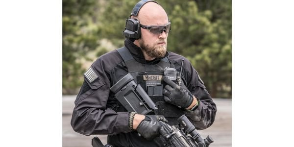 Specifically designed for law enforcement and military personnel, the NoizeBarrier Range SA can...