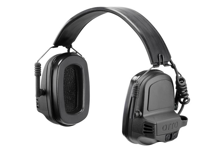 OTTO's new NoizeBarrier Range SA headset - Photo: OTTO