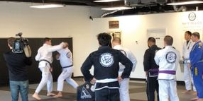 Teaching Control Tactics with Jiu Jitsu