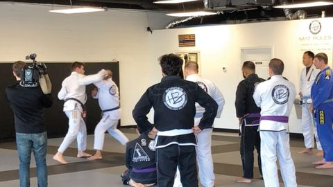 Jiu jitsu can be used as an effective technique for non-deadly force. This training is designed...